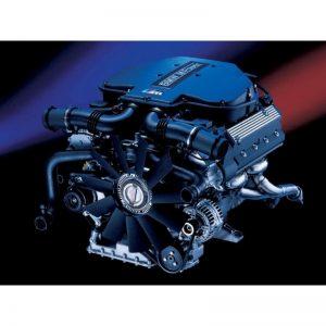 Двигател - S62B50 - BMW M5