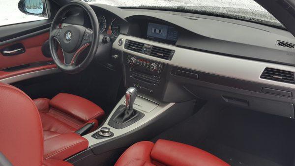 Mirafiori team продава автомобил bmw e92 335d