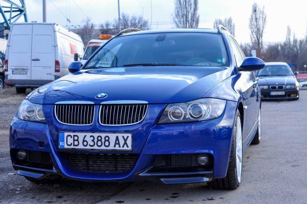 Mirafiori Team продава BMW E91 330xd