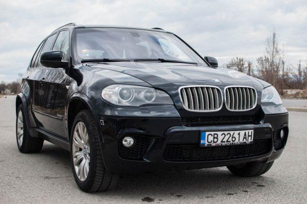 Автомобил - BMW Е70 LCI