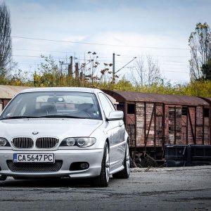Mirafiori Team продава BMW E46 330cd