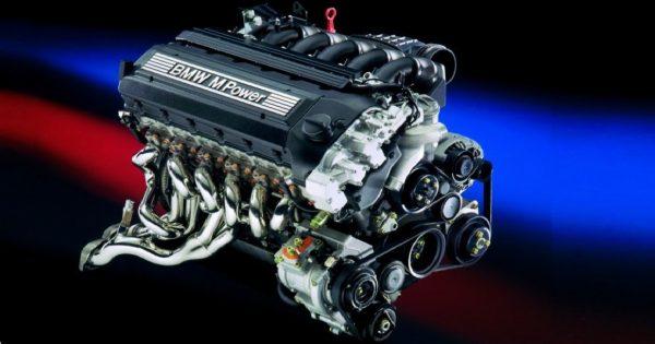 Двигател - S50B30 - BMW M3