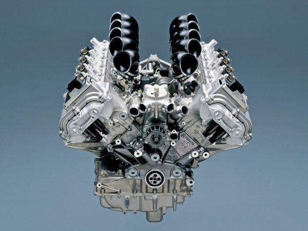 Engine for parts BMW M5 E60 E61 E63 E64 S85B50